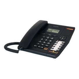Alcatel Temporis 580 Téléphone filaire avec ID dappelant noir