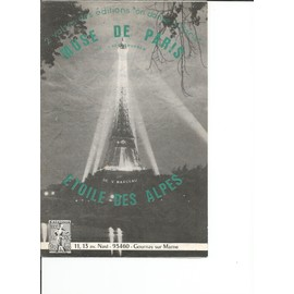 Muse de Paris + Etoile des Alpes (2 Valses)