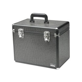 0150591 Valise Strass Noire Taille S