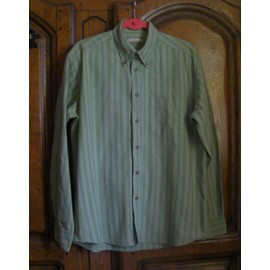 a400172ac03e Chemise Verte In Extenso - Taille L