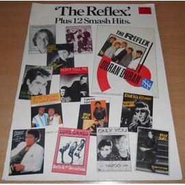 piano vocal guitar the reflex plus 12 smash hits ballade pour adeline richard clayderman when you 're young and in love the flying pickets a love worth waiting for shakin stevens dancing girls nik