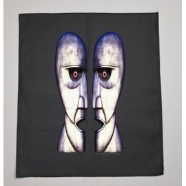 Pink Floyd - Metal Heads of Division bell Patch 36*40 cm