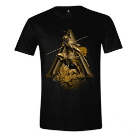 Assassin's Creed Odyssey - T-Shirt Character Charge Black - M
