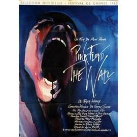 Affiche du film PINK FLOYD The Wall 1982