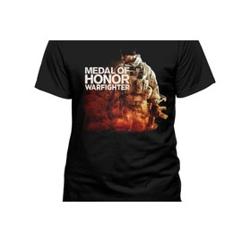 MEDAL OF HONOR WARFIGHTER - T-Shirt Black - Character (M)