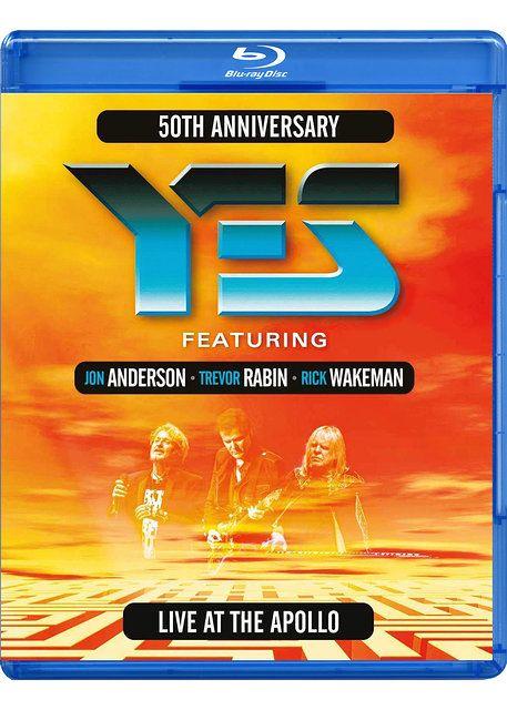 Yes Featuring Jon Anderson, Trevor Rabin, Rick Wakeman