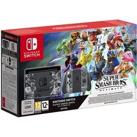 Image Nintendo Switch Super Smash Bros Ultimate Edition Limitée