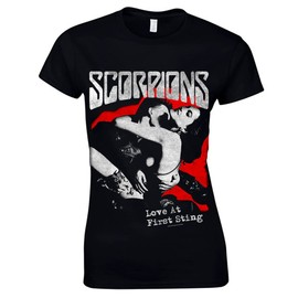 Scorpions - Love At First Sting T-Shirt Femmes