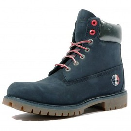 6 In Premium Homme Boots Bleu Timberland