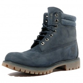6 In Double Collar Homme Boots Bleu Timberland