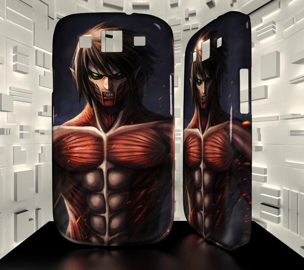Coque Personnalisée Samsung Galaxy J5 (2016) Manga L'attaque Des Titans - Attack On Titan - Shingeki No Kyojin - Réf 14