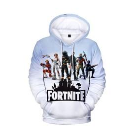 Fortnite Pull enfant adulte sweatshirt imprimé 3d automne et hiver Sweat à capuche PM300091