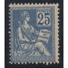 Timbre France 1900 Yvert