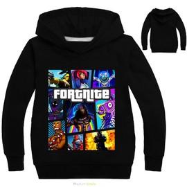 Fortnite pull enfant imprimé 3D sweatshirt dessin animé automne et hiver Sweat à capuche PM300093
