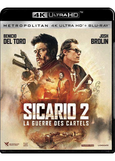 Sicario, la guerre des cartels