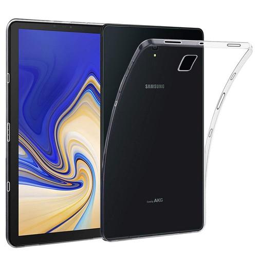 ebestStar - Coque Samsung Galaxy Tab S4 10.5 SM-T830, SM-T835 Etui TPU Souple Anti-Choc ULTRA FINE INVISIBLE, Transparent [Dimensions PRECISES ...