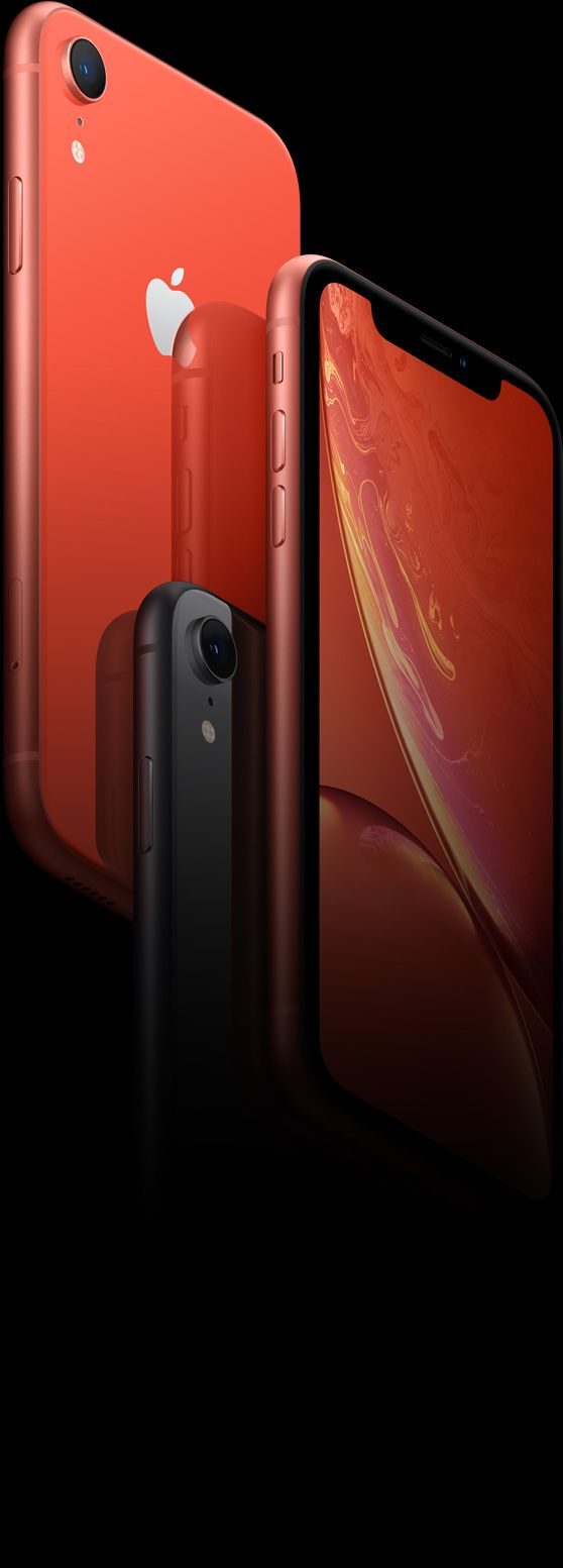 Apple iPhone Xr 128 Go Double SIM Rouge mat image 5 | Rakuten