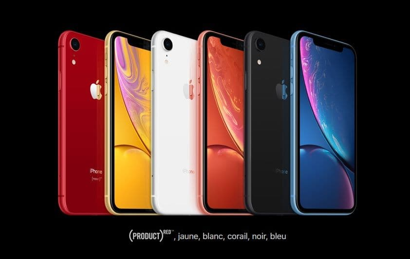 Apple iPhone Xr 128 Go Double SIM Rouge mat image 10 | Rakuten