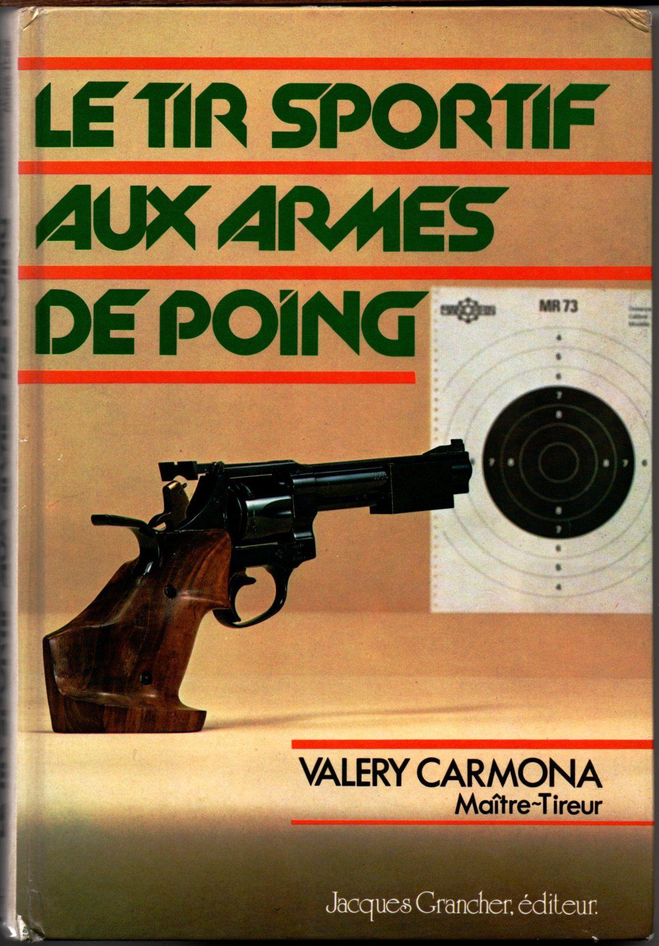 Tir sportif aux armes de poing de Carmona-M