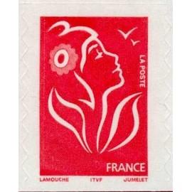 france 2005, très bel exemplaire neuf** luxe yvert 49, marianne de lamouche validité permanente lettre prioritaire.