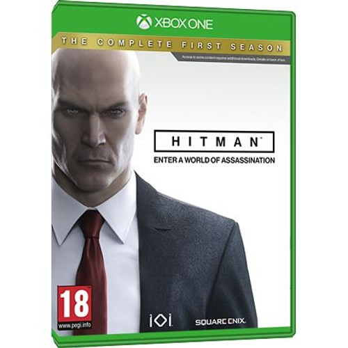 Hitman : The complete First Season Xbox One