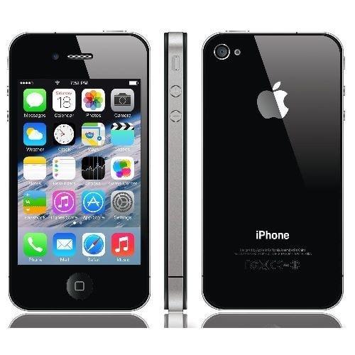 Apple iPhone 4S 16 Go Noir - Téléphones mobiles | Rakuten