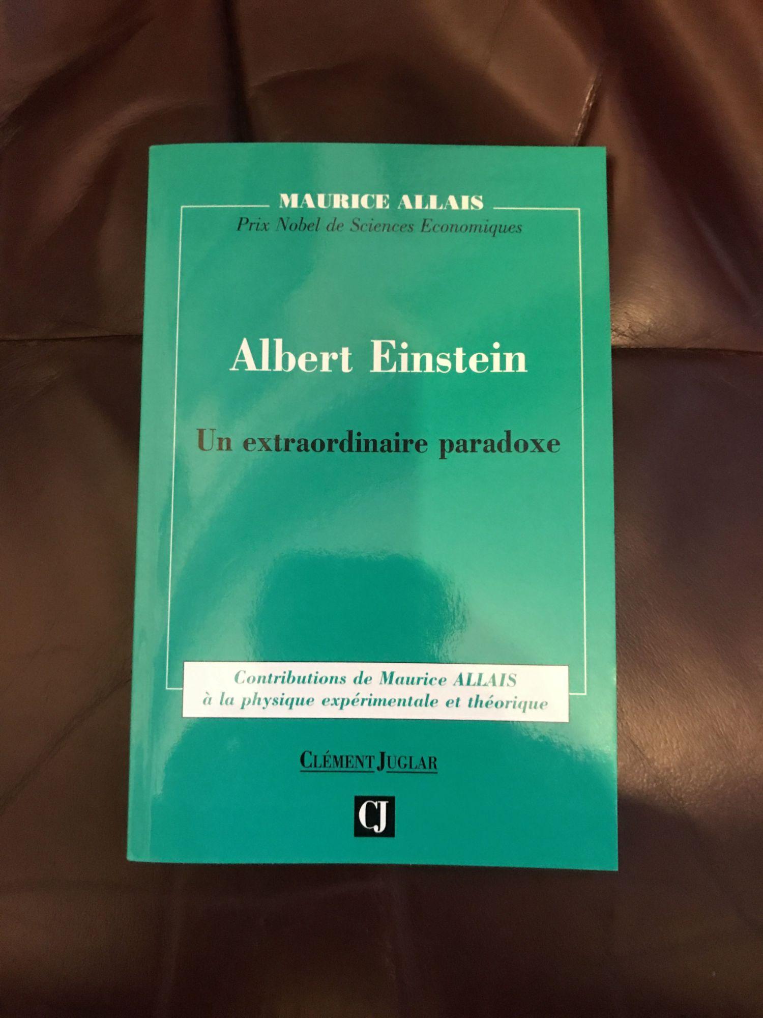 Albert Einstein - Un extraordinaire paradoxe