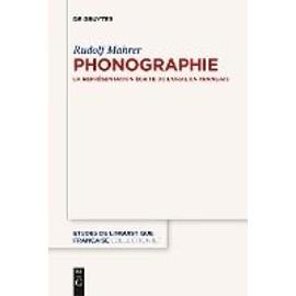 Phonographie