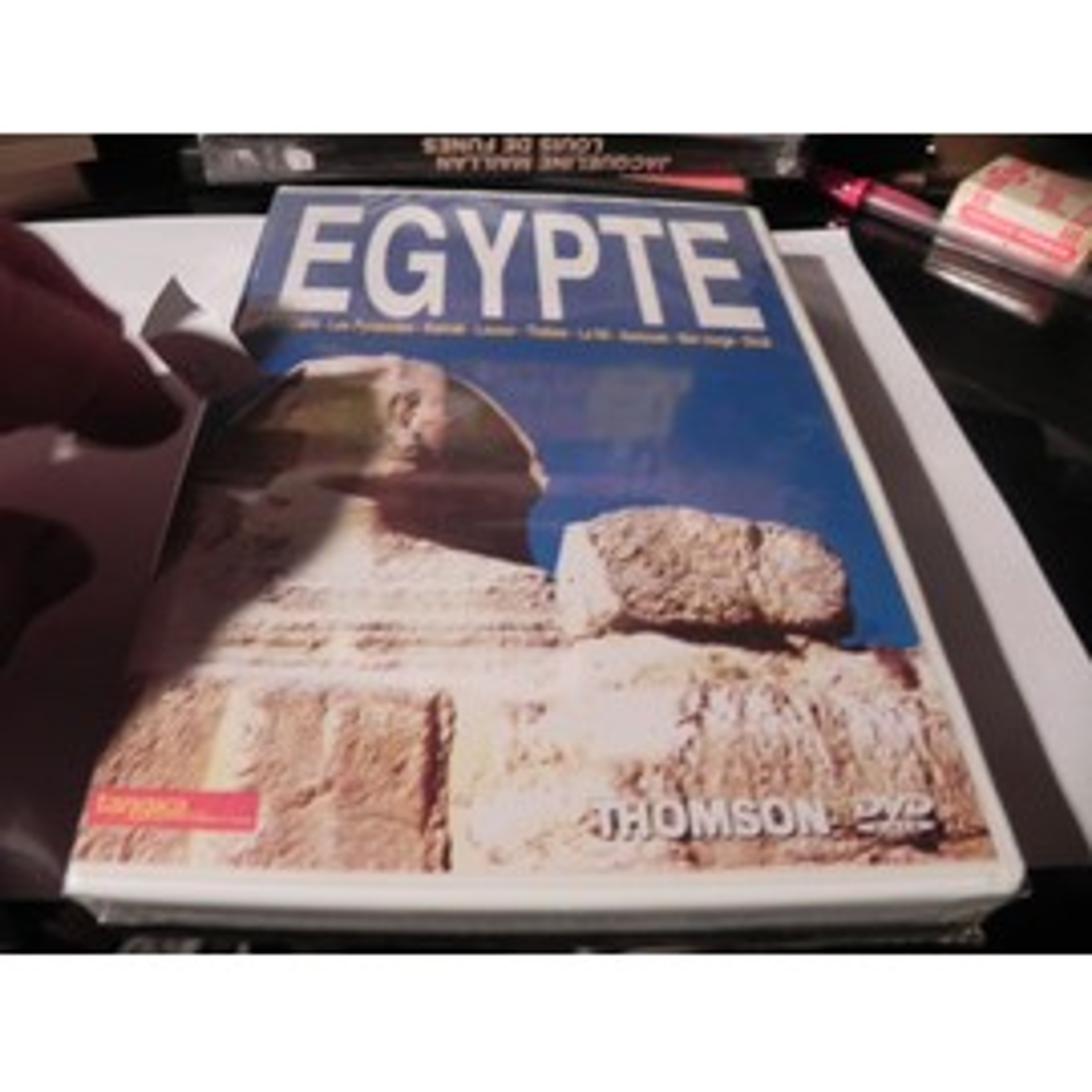 1 Dvd Neuf /Egypte/