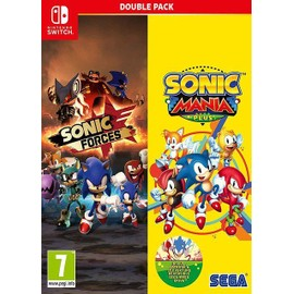 Image Sonic Mania Plus + Sonic Forces