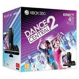 Image Console Xbox 360 4 Go + Capteur Kinect + Disneyland Adventures + Kinect Adventures