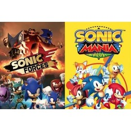 Image Sonic Double Pack (Sonic Forces + Sonic Mania Plus)