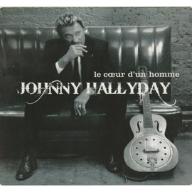 Johnny Hallyday Mini PLV Le coeur d'un homme