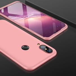 Coque Huawei P20 Lite Protection Arrière complète 360 Degrés Three ...