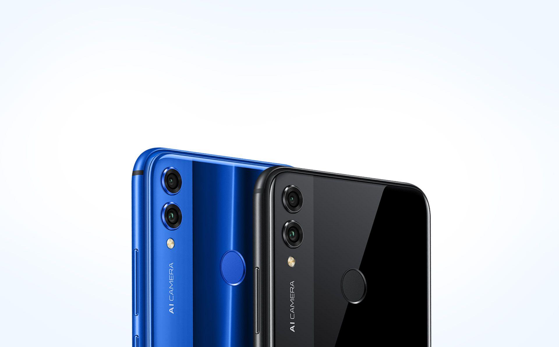 Honor 8X Double SIM 64 Go Noir image 4 | Rakuten