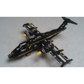 Aircraftamp; Hawk Speedboat Technic 8425 Lego Black SzVUMp