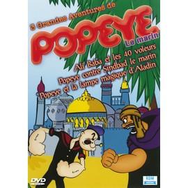 3 Grandes Aventures De Popeye Le Marin
