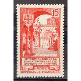 Abbaye Sainte-Croix &agra