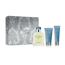 7bee7843fa00 Dolce   Gabbana Light Blue Pour Homme Edt 125 Ml + A S Balm 75