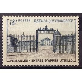 Versailles - Entré