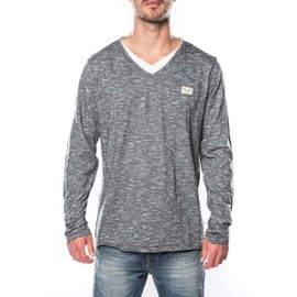 Deeluxe T-shirt Manches Homme Longues Muse Grey - - , - L