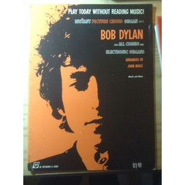 Instant Picture Chord Organ Bob Dylan