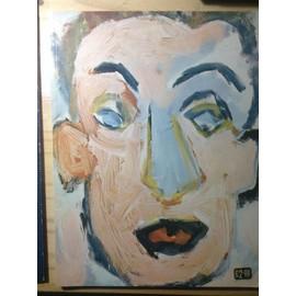 Bob Dyla Self Portrait