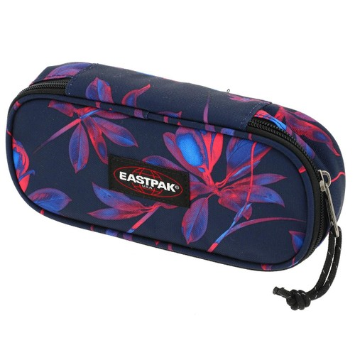 7bffd8ab1fe Trousse à crayons Eastpak Oval single glow pink Rose 70665