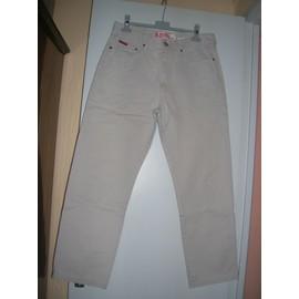 fd14b91bf32 Pantalon Lee Cooper Lc12 Taille À Plat 42 Cm 100% Coton