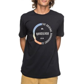 T-shirt Classic Revenge Quiksilver black