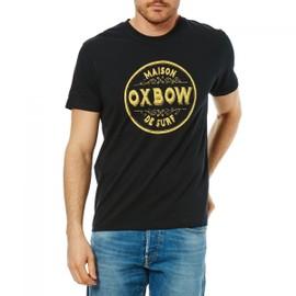 T-shirt Oxbow Tirso black