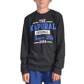 T-shirt enfant Kaporal Romby black jr