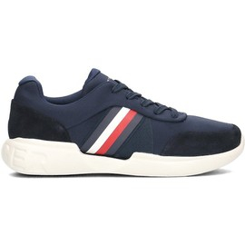 sneaker tommy hilfiger knitted material mix runner 1956403