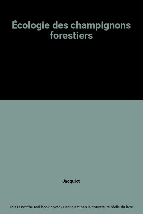 Écologie des champignons forestiers